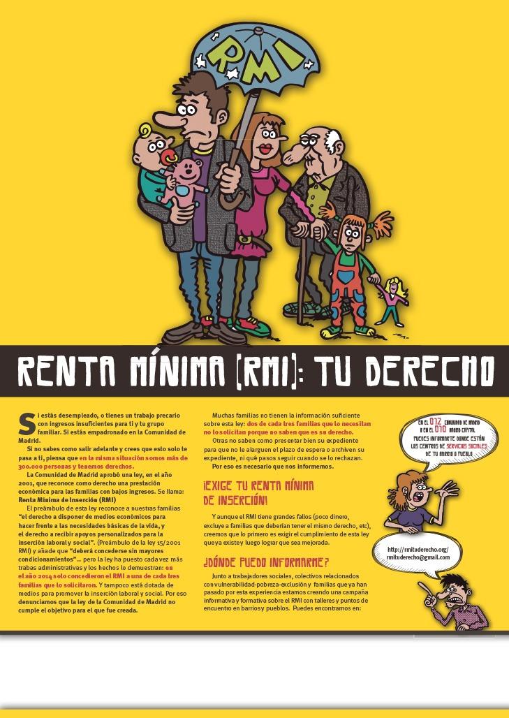 cartel RMI tu derecho