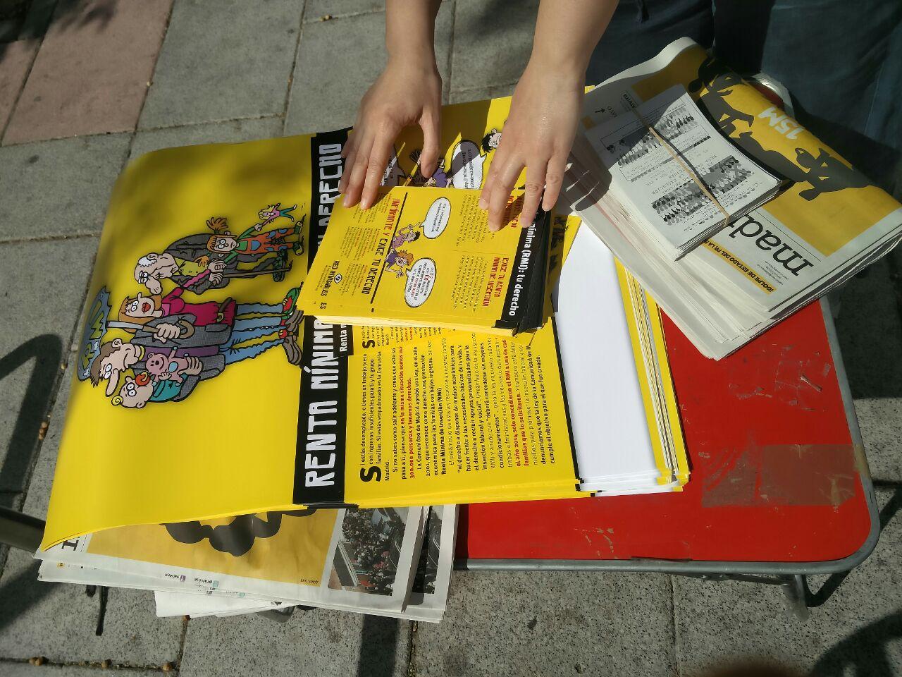 Campaña RMI. Otro derecho fallidopara los hogares en situación de emergencia