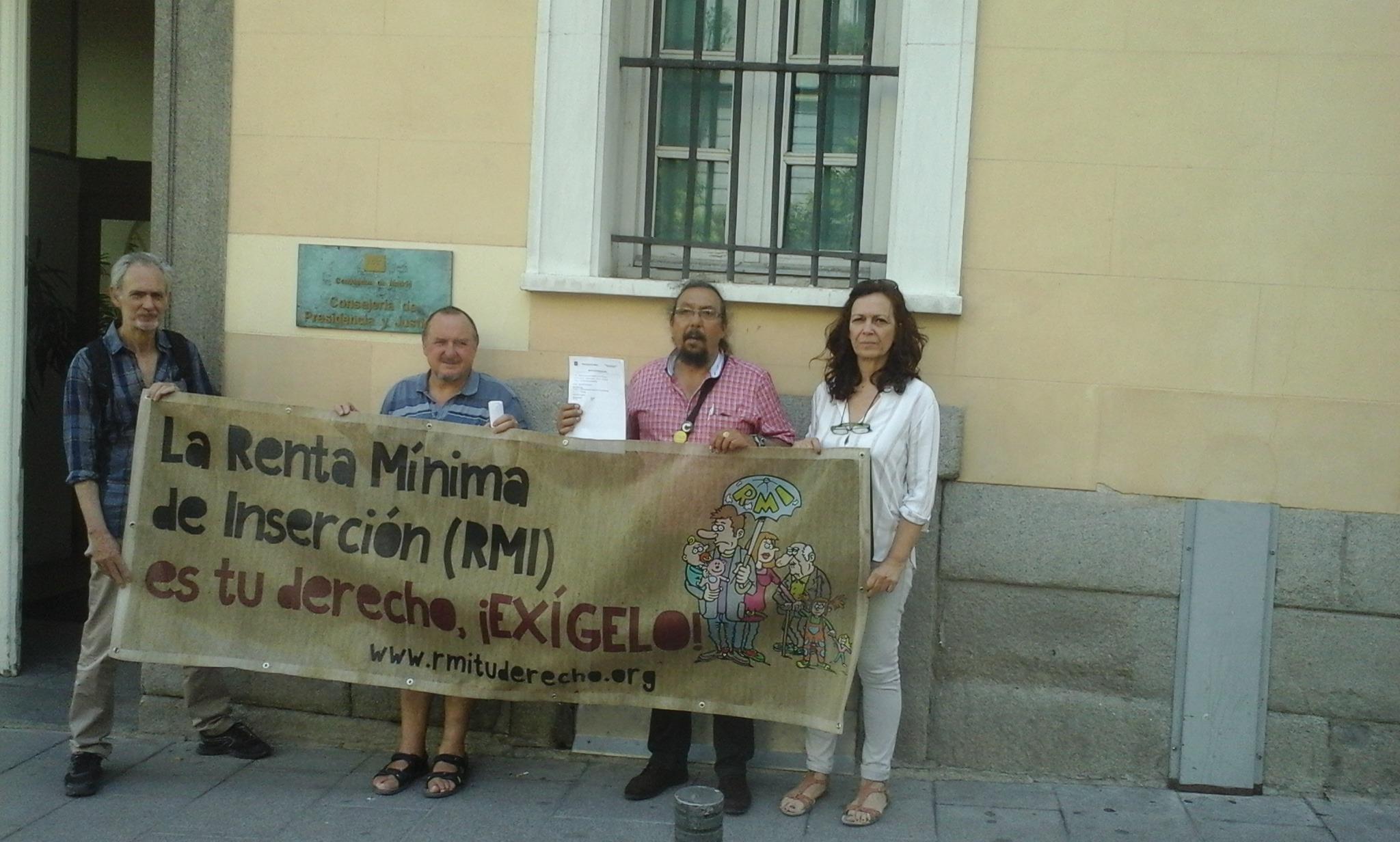 Carta a Cristina Cifuentes desde la Campaña RMI: tu derecho